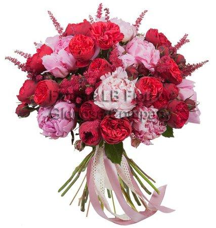 Fiori e piante on line rosa pearl mirato rose for Acquisto piante e fiori on line
