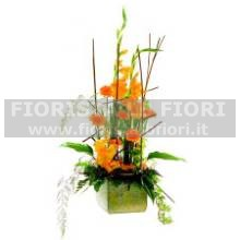 Preferenza Composizione fiori recisi | Consegna fiori online a domicilio WI75