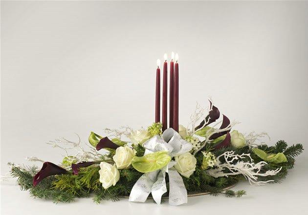 Favorito CENTROTACOLA OVALE CON FIORI FRESCHI | Consegna fiori online a  ZA43